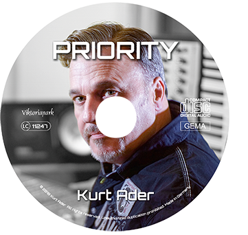 Kurt Ader PRIORITY CD