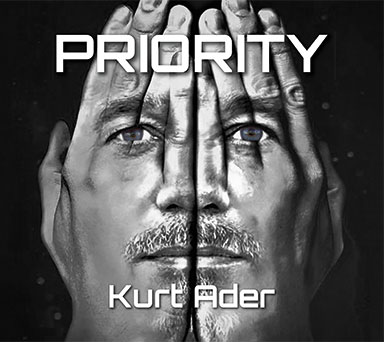 Kurt Ader CD PRIORITY Cover