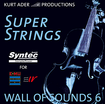 Syntec GmbH Wall Of Sounds 6 CD-ROM Cover