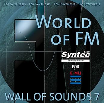 Syntec GmbH Wall Of Sounds 7 CD-ROM Cover