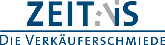 ZEIT IS – Die Verkäuferschmiede Logo